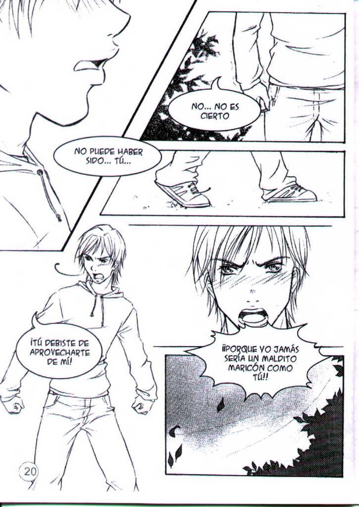 Deja vù (manga yaoi hecho por chilenas) 06