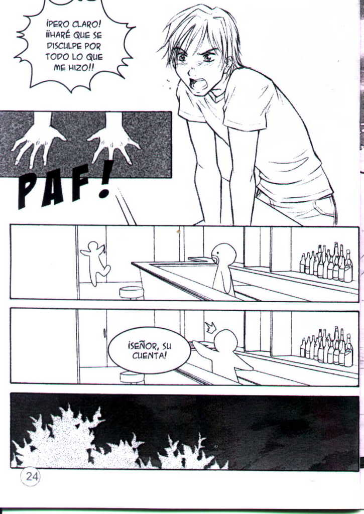 Deja vù (manga yaoi hecho por chilenas) 10