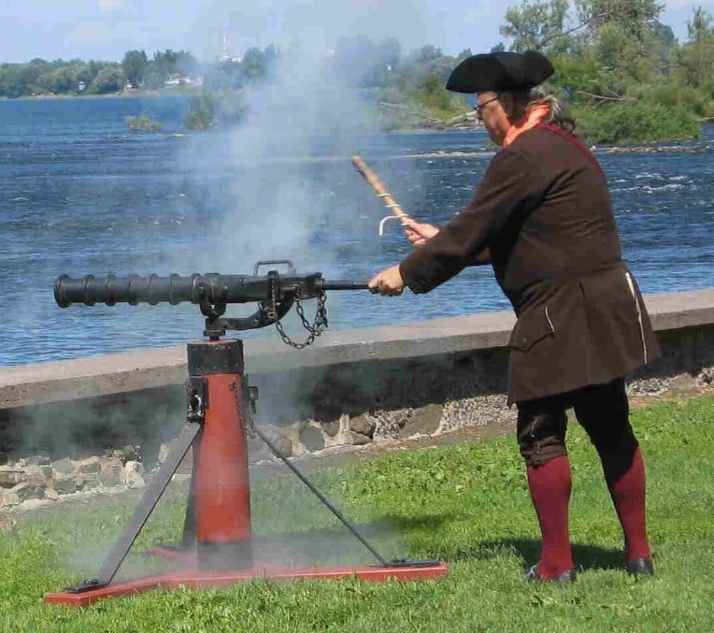 Tourblanche du Quebec Canon