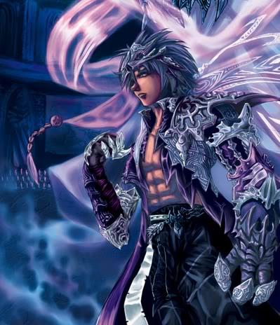 Ryuuji S. Oshino Artz Anime_Knight