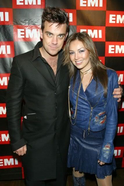 Thalia and Robbie Williams Duet ThaliawithRobbie