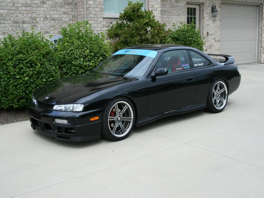 is aero a build thread?? S14driveway