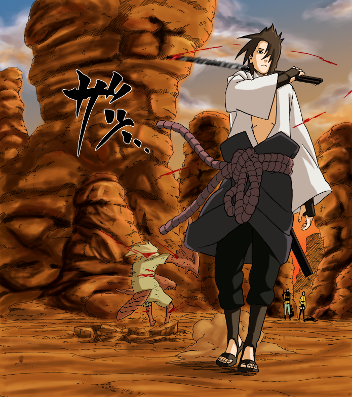 Mangas... - Page 2 Sasuke-4