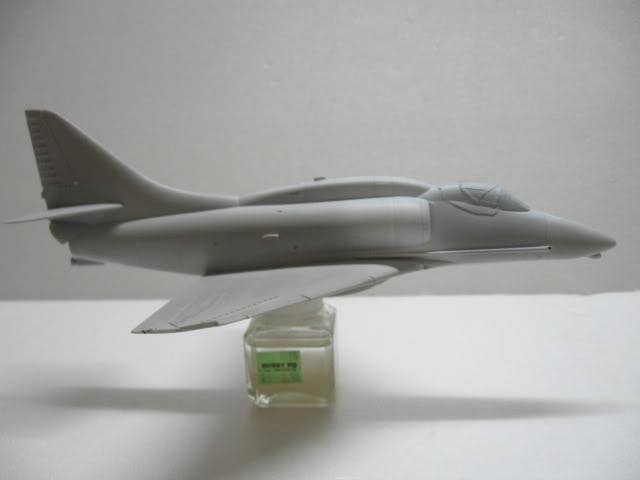 A-4PTM 1/48........PTM(Pakai Tangkap Muat)....kekekeke.....yg ni saya tunjuk sikit mcmane nakairbrush camou IMG_1516