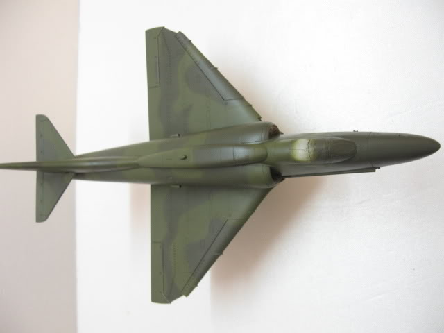 A-4PTM 1/48........PTM(Pakai Tangkap Muat)....kekekeke.....yg ni saya tunjuk sikit mcmane nakairbrush camou IMG_1524
