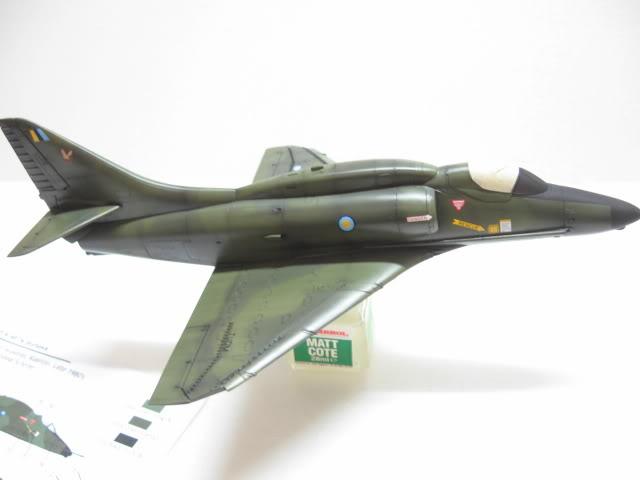 A-4PTM 1/48........PTM(Pakai Tangkap Muat)....kekekeke.....yg ni saya tunjuk sikit mcmane nakairbrush camou IMG_1539