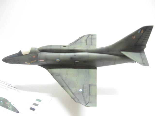 A-4PTM 1/48........PTM(Pakai Tangkap Muat)....kekekeke.....yg ni saya tunjuk sikit mcmane nakairbrush camou IMG_1543