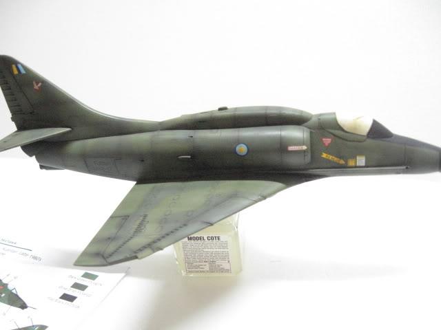 A-4PTM 1/48........PTM(Pakai Tangkap Muat)....kekekeke.....yg ni saya tunjuk sikit mcmane nakairbrush camou IMG_1546
