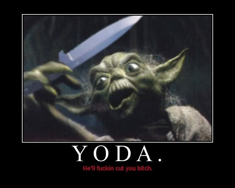 Motivational Poster - Page 2 Yoda