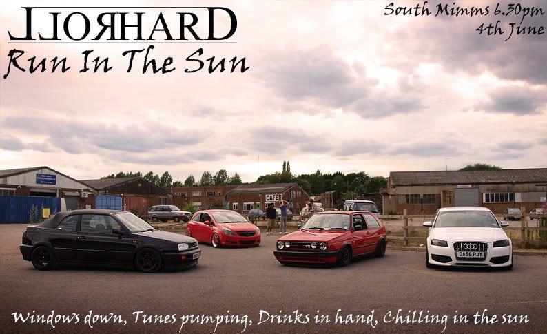 """RollHard """"Run In The Sun"""" Runinthesuncopy"""
