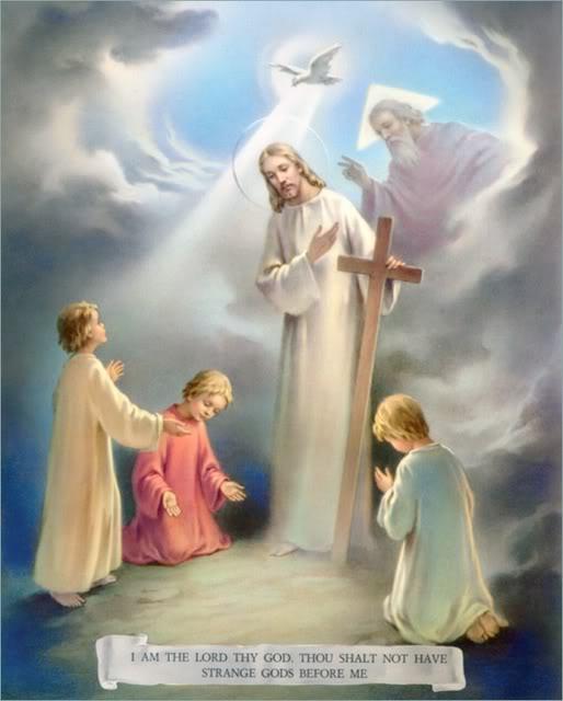 Vajtswv Txojkev Hlub Commandment1