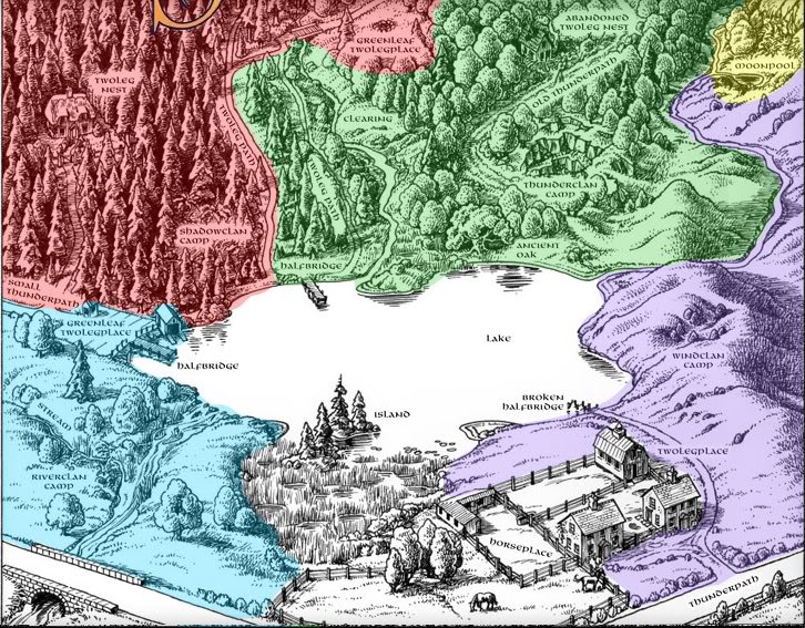 Territory Maps 2ndft