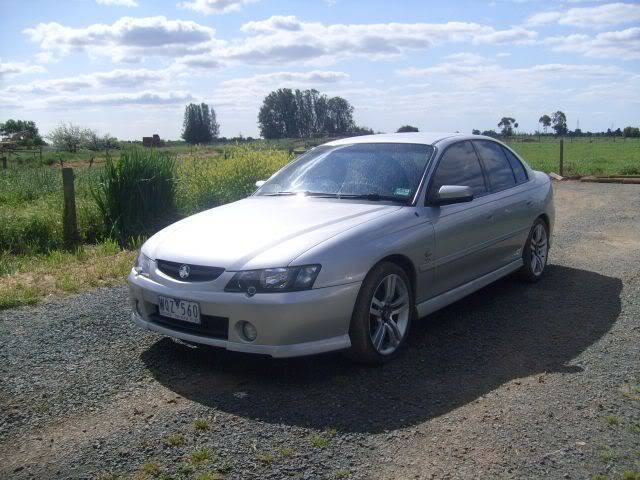 2003 VY SS Commodore. S7300610