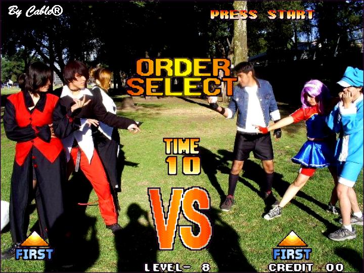 cosplay!!!!!!!! Kof01