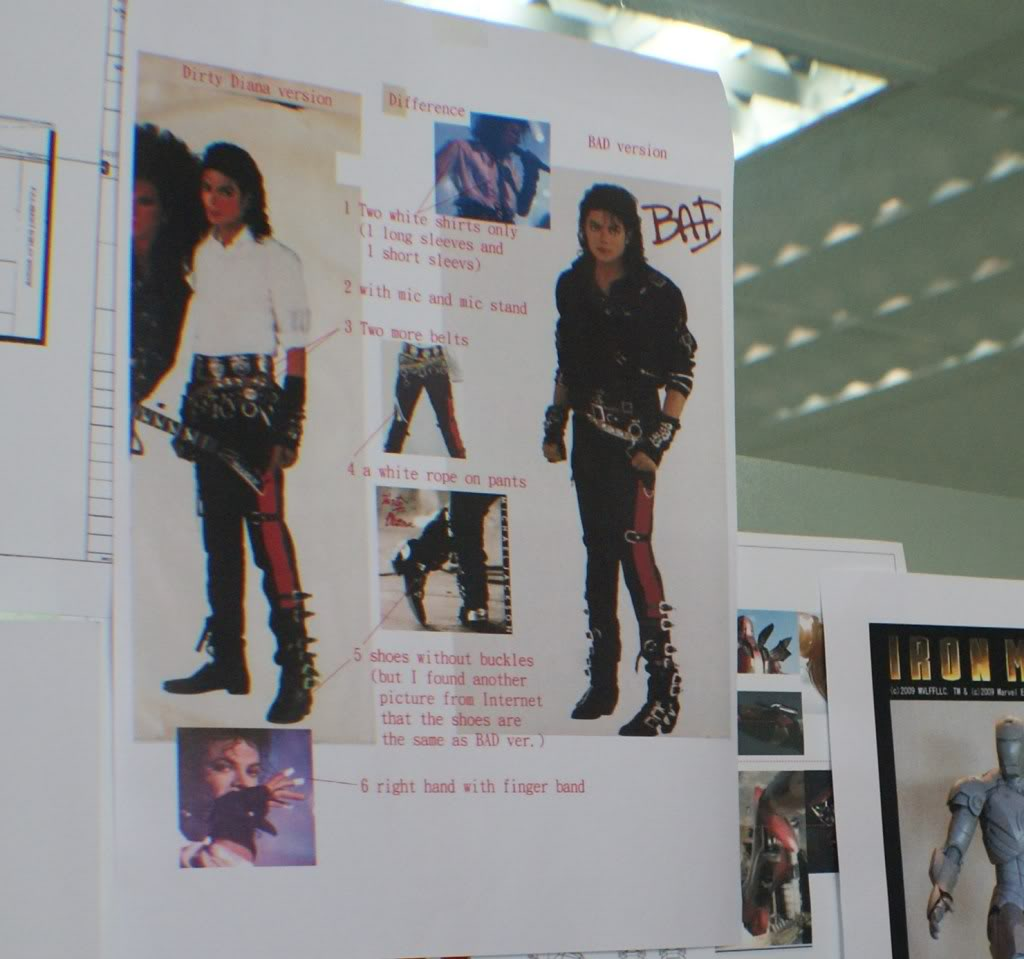 Michael Jackson vira boneco em versão 'Bad'. DSC04060-kopie