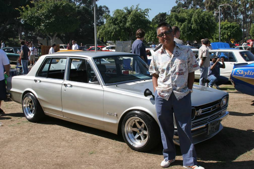 Japanese Classic Car Show 2007 (150+ pix !!) Bigbossman