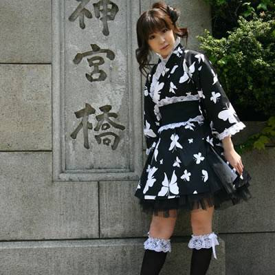 Lolita Fashion Gothic