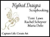 Feb 09 - Hybird Design Scrapbooking Logo