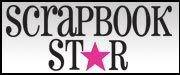 April 09 - Scrapbook Star Logowithborder