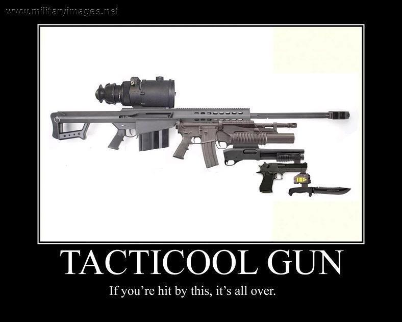 The Armory TactiCool
