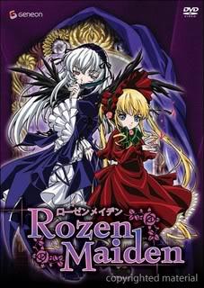Rozen Maiden Rozen-maiden