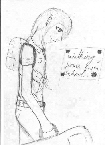 Tegninger af dukker Kazuki-2