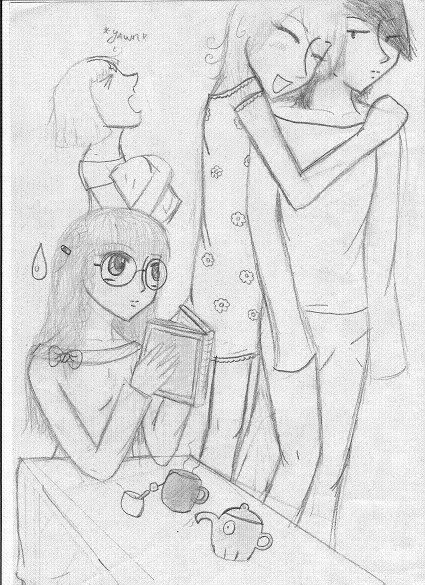 Tegninger af dukker Nya-1