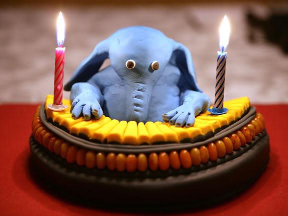 Happy Birthday Andrew (Section 8) StarWarsBirthdayCake