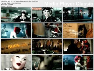 P!nk : Videografia & Discografia [DVDrip] [HQ] [FS] 12-2
