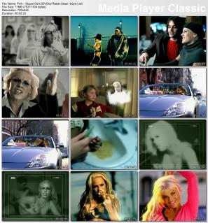 P!nk : Videografia & Discografia [DVDrip] [HQ] [FS] 13-1