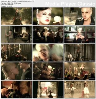 P!nk : Videografia & Discografia [DVDrip] [HQ] [FS] 14