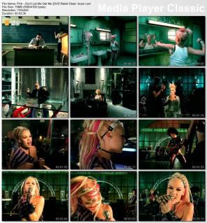 P!nk : Videografia & Discografia [DVDrip] [HQ] [FS] 17