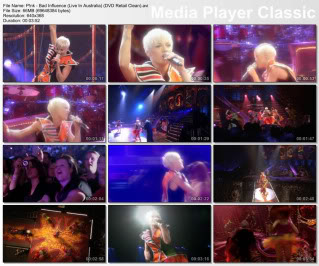 P!nk : Videografia & Discografia [DVDrip] [HQ] [FS] 3-2