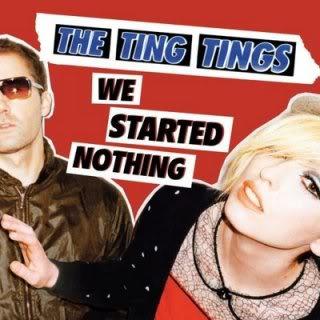 Videografia + Discografia + Singles- The Ting Things 7-1