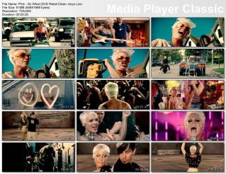 P!nk : Videografia & Discografia [DVDrip] [HQ] [FS] 7-2
