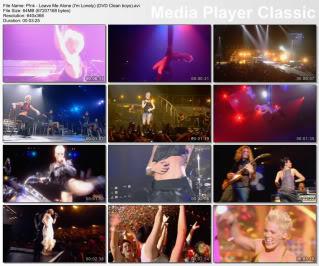 P!nk : Videografia & Discografia [DVDrip] [HQ] [FS] 8-2