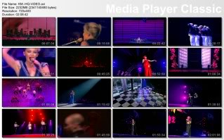 Kylie Minogue X Tour2008 [HQRip] [AVI] [FS] KylieXTour