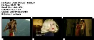Colección de Videos de Gwen Stefanni [DVDRIP] [FS] Cool