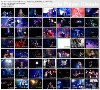 Essential Videos- Madonna Tours (1985-2008) Drownetour