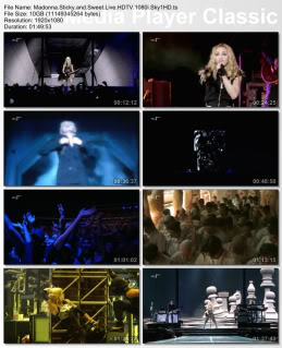Essential Videos- Madonna Tours (1985-2008) Stickytour