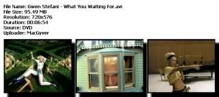 Colección de Videos de Gwen Stefanni [DVDRIP] [FS] Wywf