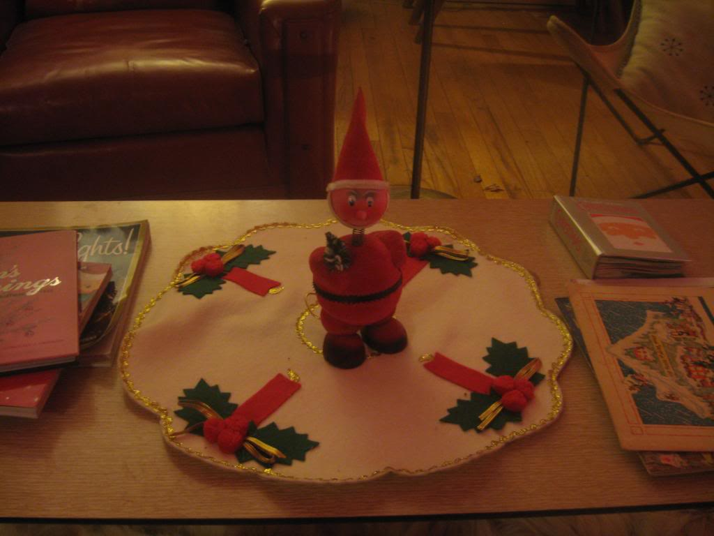 Christmas Decorations! December2008091