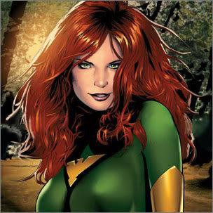 Jean Grey, The Phoenix PhoenixJeanGrey