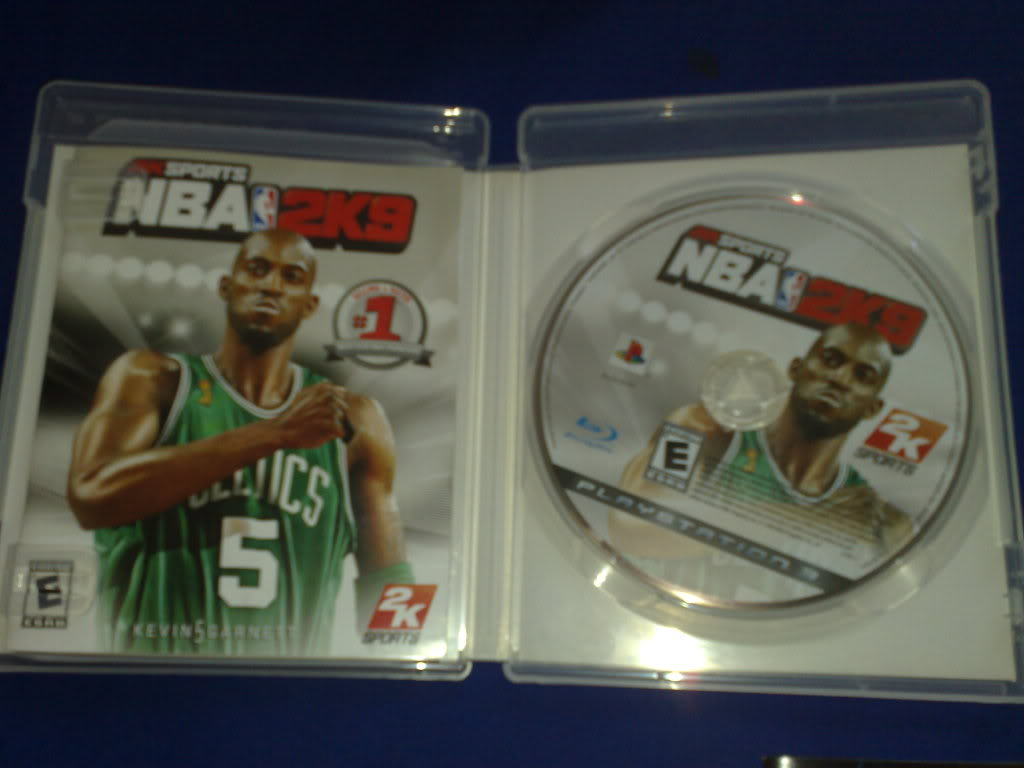 Sell/Swap  : Blu-ray Games of ps3 NBA2k9 or RE 5 Aw222jpg