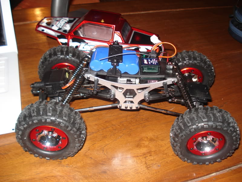 Mini Rock Crawler LOSI DSC00281