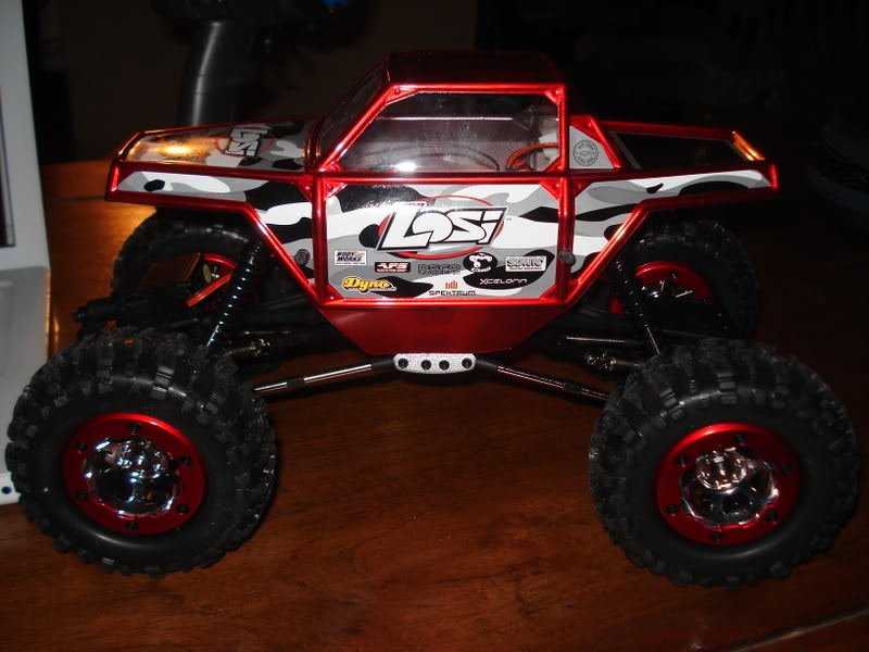 Mini Rock Crawler LOSI DSC00282