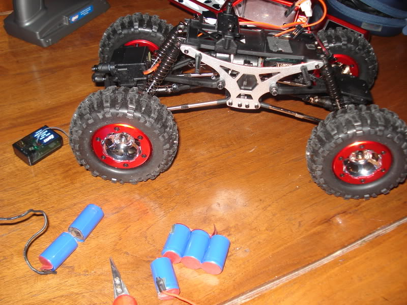 Mini Rock Crawler LOSI DSC00284