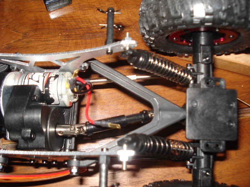 Mini Rock Crawler LOSI DSC00287