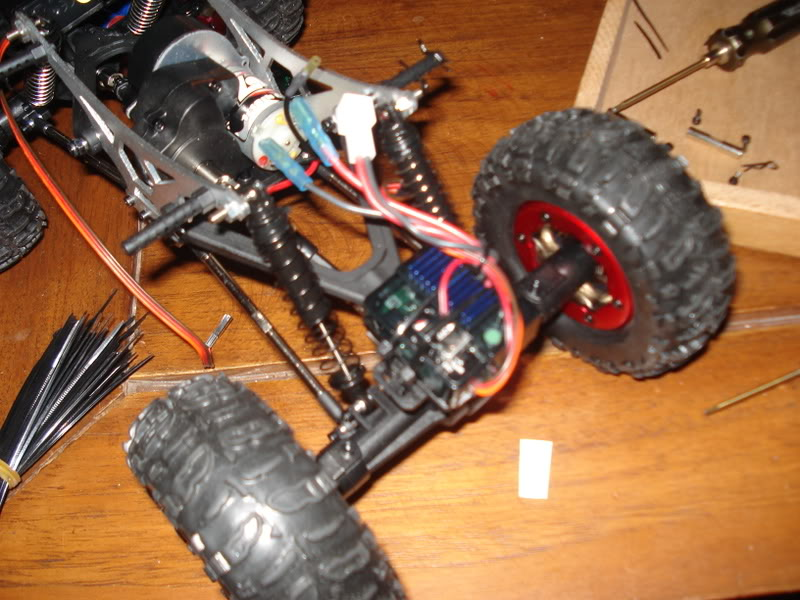 Mini Rock Crawler LOSI DSC00288