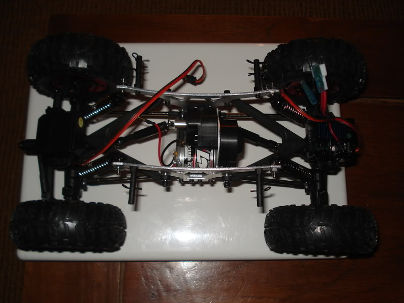 Mini Rock Crawler LOSI DSC00290